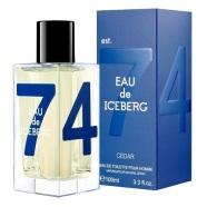 Iceberg Eau de Iceberg Cedar tualettvesi meestele EdT 100 ml