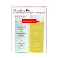 Clarins Cleansing Duo näohoolduskomplekt naistele 200 ml