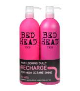 Tigi Bed Head Recharge High Octane šampoon + palsam 1500 ml