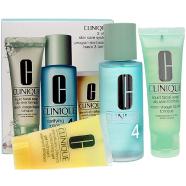 Clinique 3step Skin Care System4 näohoolduskomplekt 180 ml