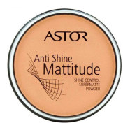 Astor Anti Shine Mattitude kivipuuder Sand 14 g