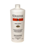 Kerastase Nutritive Bain Satin 2 Irisome Dry Sensitised Hair šampoon 1000 ml