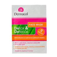 Dermacol Detox&Defence näomask 6g