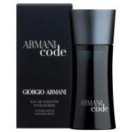 Giorgio Armani Black Code tualettvesi meestele EdT 20 ml