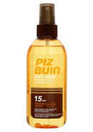 Piz Buin Wet Skin Transparent Sun Spray SPF15 päevitusõli 150 ml