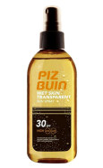 Piz Buin Wet Skin Transparent Sun Spray SPF30 päevitusõli 150 ml