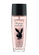 Playboy Play It Sexy spray deodorant naistele 75 ml