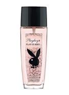 Playboy Play It Sexy spray deodorant naistele 75 ml