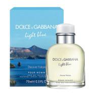 Dolce & Gabbana Light Blue Discover Vulcano tualettvesi meestele EdT 125ml