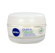 Nivea Pure & Natural Moisturizing päevakreem 50 ml