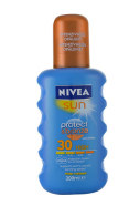 Nivea Sun Protect & Bronze Spray SPF30 päevituskreem 200 ml