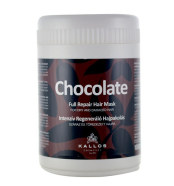 Kallos Chocolate Full Repair juuksemask 1000 ml