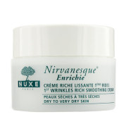 Nuxe Nirvanesque 1st Wrinkles Rich Smoothing näokreem 50 ml