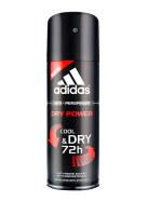 Adidas Dry Power Cool & Dry 72h deodorant meestele 150ml
