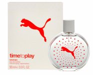 Puma Time to Play Woman tualettvesi naistele EdT 90 ml