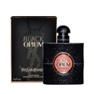 Yves Saint Laurent Black Opium parfüümvesi naistele EdP 50 ml