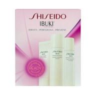 Shiseido Ibuki Starter Kit näohoolduskomplekt 90 ml