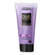 L´Oreal Paris Tecni Art Dual Stylers Sleek & Swing juuksekreem-geel 150 ml