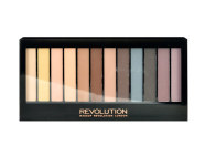 Makeup Revolution London Redemption Palette Essential Mattes lauvärvid