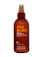 Piz Buin Tan & Protect Tan Accelerating SPF6 päevitusõli 150 ml