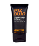 Piz Buin Mountain Suncream SPF6 päikesekaitse kreem 40 ml