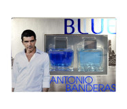 Antonio Banderas Blue Seduction lõhnakomplekt meestele EdT 200 ml