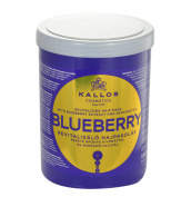 Kallos Blueberry Hair Mask juuksemask 1000 ml