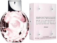 Giorgio Armani Emporio Diamonds Rose tualettvesi naistele EdT 50ml