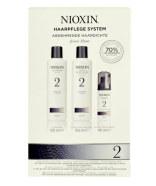 Nioxin System 2 juuksehoolduskomplekt 340 ml