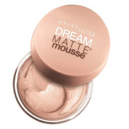 Maybelline Dream Matte Mousse SPF15 jumestuskreem Sand 18 ml