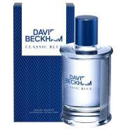David Beckham Classic Blue tualettvesi meestele EdT 40 ml