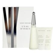 Issey Miyake L'Eau D'Issey lõhnakomplekt naistele EdT 50 ml