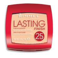 Rimmel London Lasting Finish 25H Powder Foundation puuderkreem 004 7g