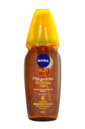 Nivea Sun Tanning Oil Spray SPF6 päevitusõli 150 ml