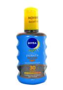 Nivea Sun Protect & Bronze SPF30 päevitusõli 200 ml
