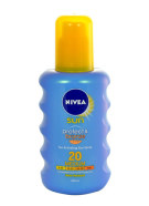Nivea Sun Protect & Bronze Spray SPF20 päikesekaitse sprei 200 ml