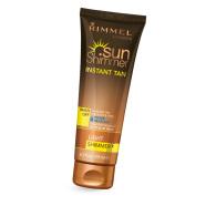 Rimmel London Sun Shimmer Instant Tan isepruunistav kreem 125 ml