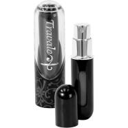 Travalo Excel täidetav parfüümipihusti 5 ml must