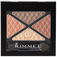 Rimmel London Glam Eyes Quad Eye Shadow lauvärvid 4.2 g