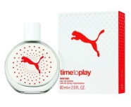 Puma Time to Play Woman tualettvesi naistele EdT 60 ml