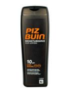 Piz Buin Moisturising Sun Lotion SPF10 päikesekaitse kreem 200 ml
