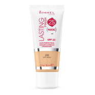 Rimmel London Lasting Finish 25h Nude Foundation jumestuskreem 30 ml Soft Beige