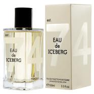 Iceberg Eau de Iceberg Pour Femme tualettvesi naistele EdT 100 ml