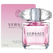 Versace Bright Crystal tualettvesi naistele EdT 90 ml
