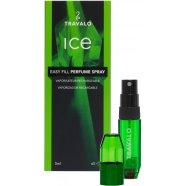 Travalo Ice täidetav parfüümipihusti 5 ml roheline