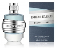 Enrique Iglesias Deeply Yours tualettvesi meestele EdT 60 ml