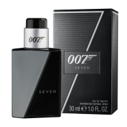 James Bond 007 James Bond 007 Seven tualettvesi meestele EdT 30 ml