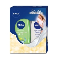 Nivea Q10 Firming Body Lotion Normal Skin Duo kehahoolduskomplekt