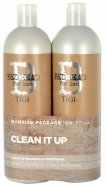 Tigi Bed Head Men Clean It Up šampoon+palsam 1500 ml