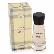 Burberry Touch parfüümvesi naistele EdP 100ml